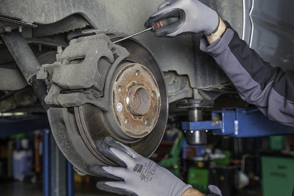 Brake Repair in Pottstown, PA