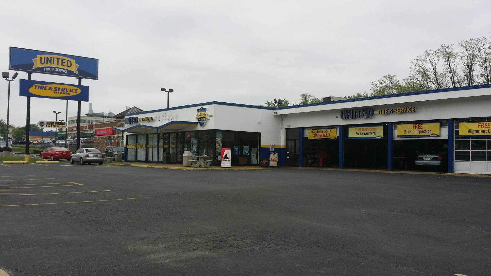 Tires & Auto Repair Feasterville PA